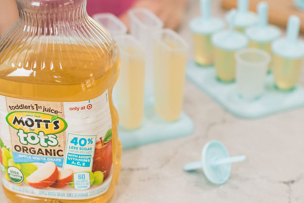 Motts Organic Juice