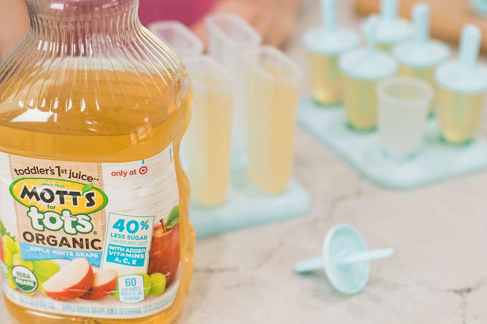 Motts Organic Juice