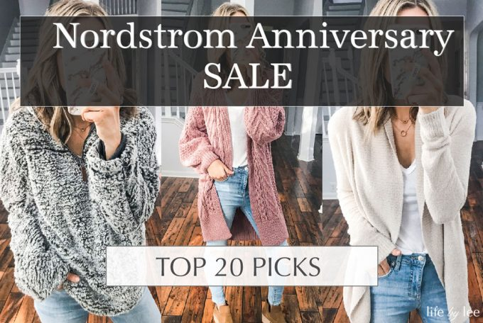 Top 20 Items: The 2018 Nordstrom Anniversary Sale