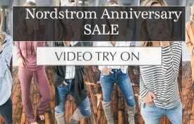 Nordstrom Anniversary Sale 2018 Try On Haul