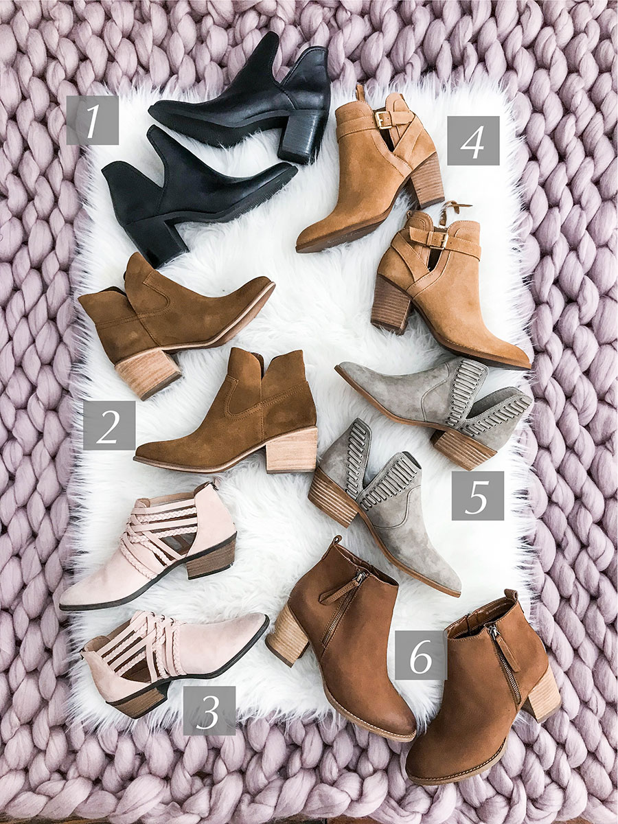 Nordstrom Anniversary Sale 2018: 8 Best Boots/Booties- Life By Lee