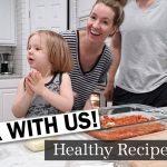 Zucchini Lasagna Recipe & New Vlog On Youtube!