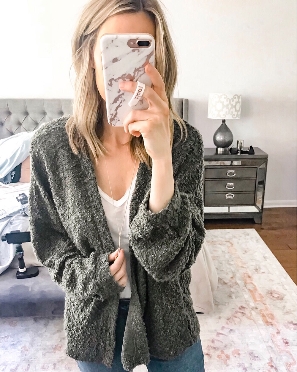 target wild fable textured cardigan