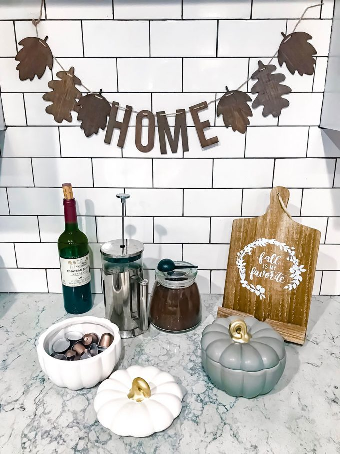 Target Fall Home Decor Haul