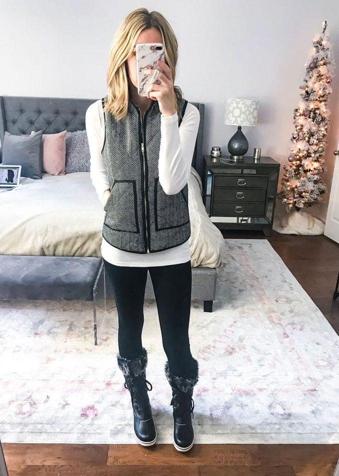 Amazon Cozy Winter Try On Haul