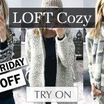 LOFT 2018 Black Friday Try On Haul