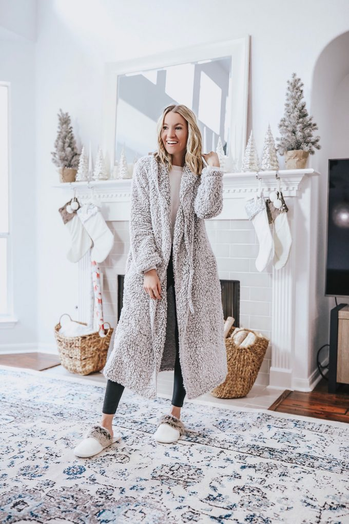 Our Christmas Plans & New Cozy Loungewear