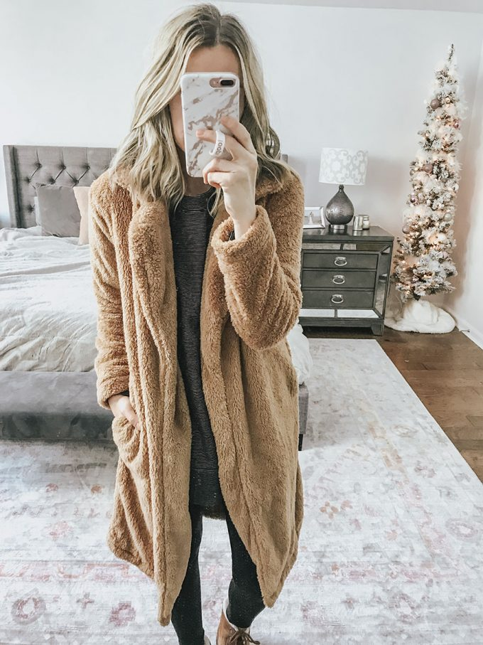 Amazon December Cozy Layers Try On