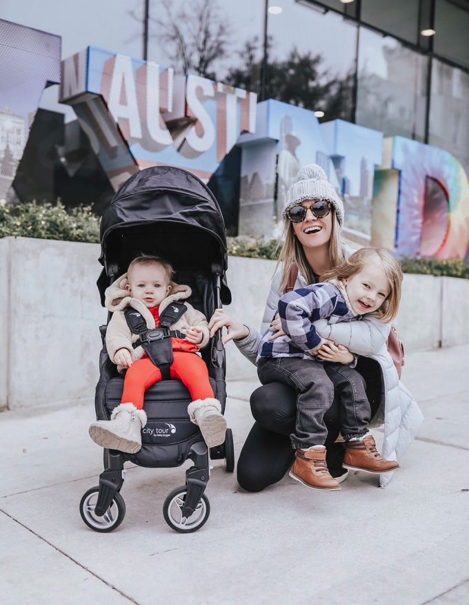 Family Staycation in Downtown Austin