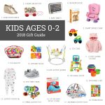2018 Holiday Gift Guide: Kids Ages 0-2