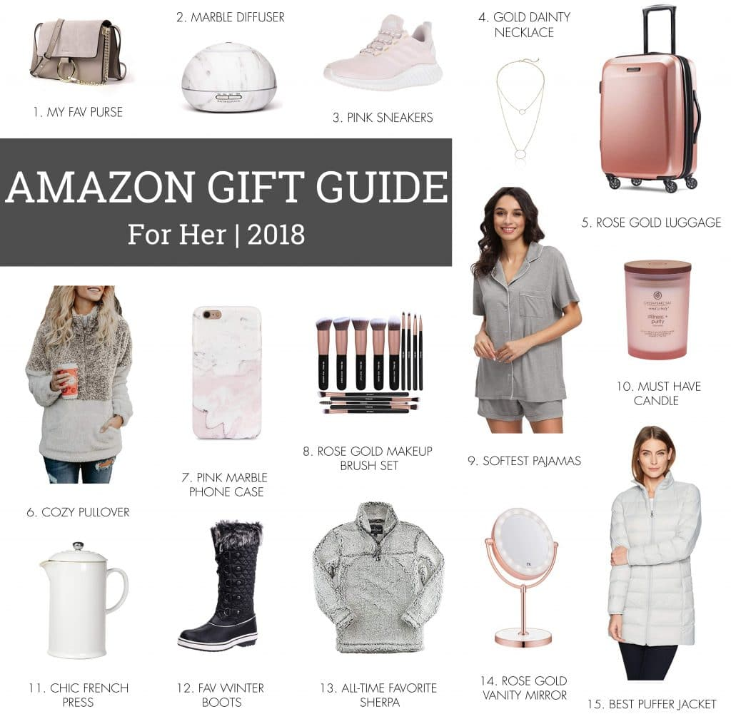 ULTIMATE AMAZON GIFT GUIDE FOR HER