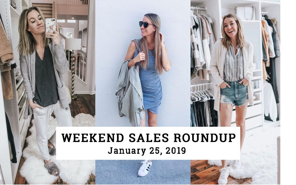Weekend Sales Roundup