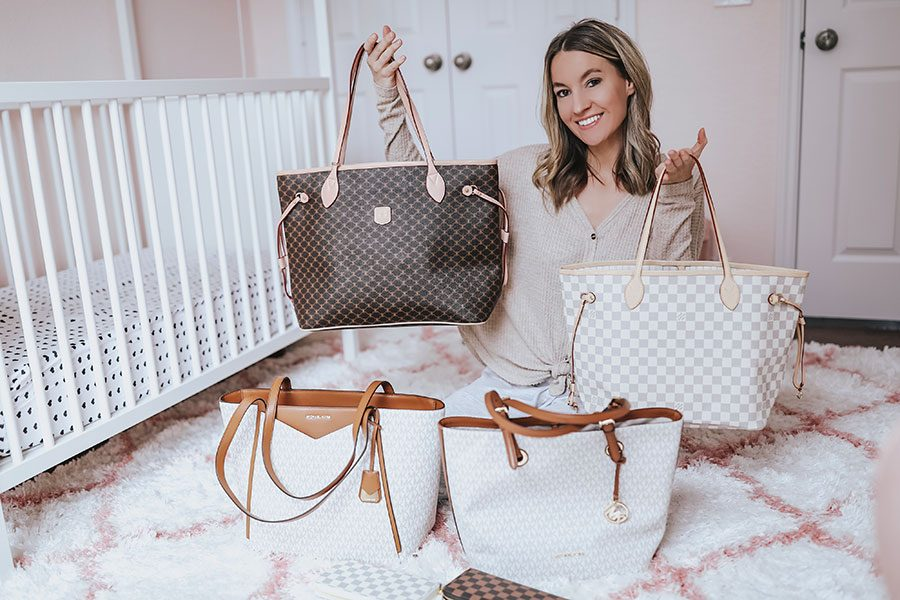Louis Vuitton Neverfull Dupe