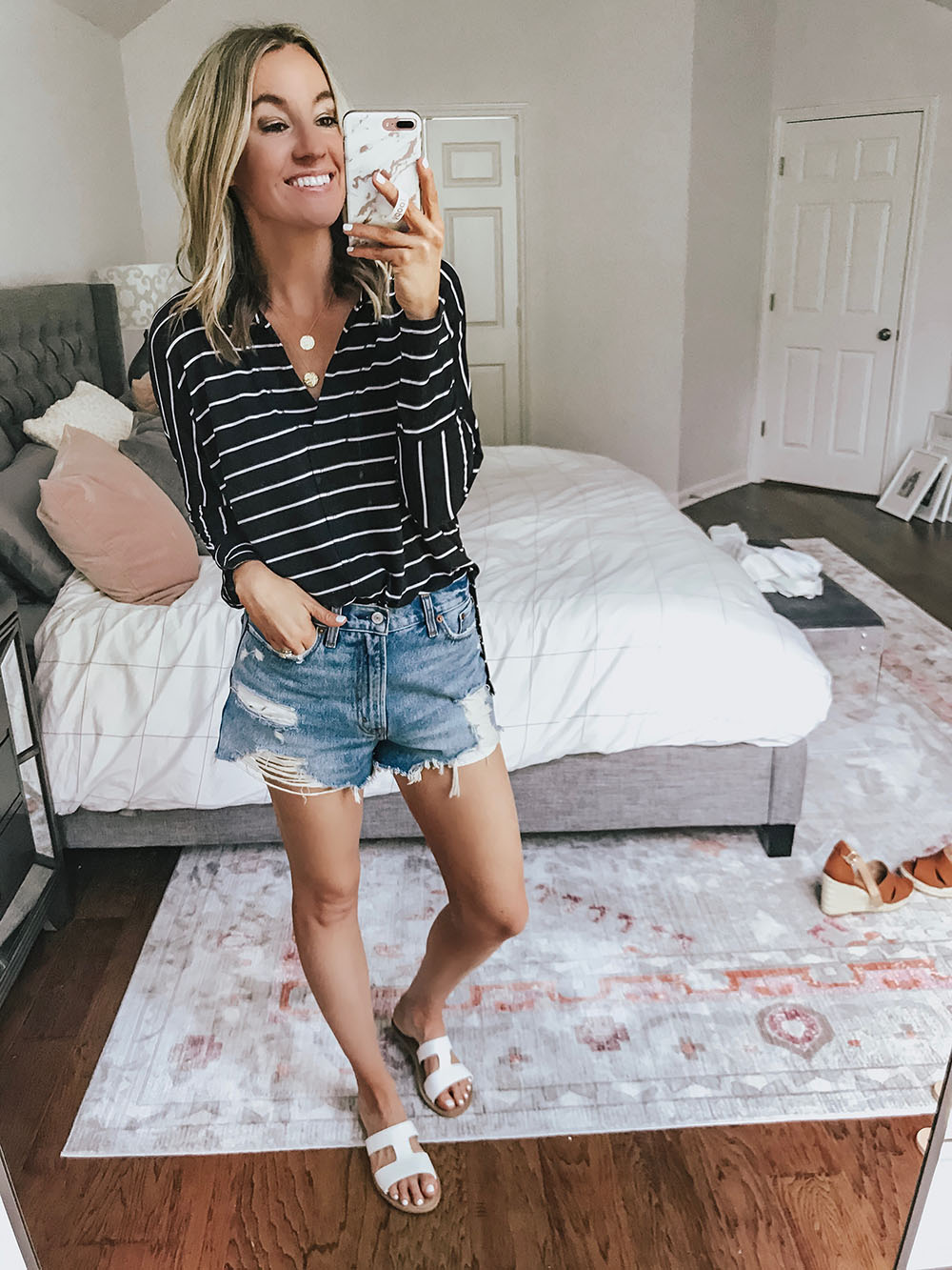 dc6c1a315f4 I m so excited to share an affordable Walmart Try On full of some really  great Spring finds! It s been a hot second since I did a full try-on with  ...