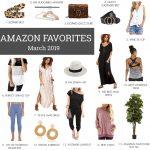 Amazon Favorites   March 2019