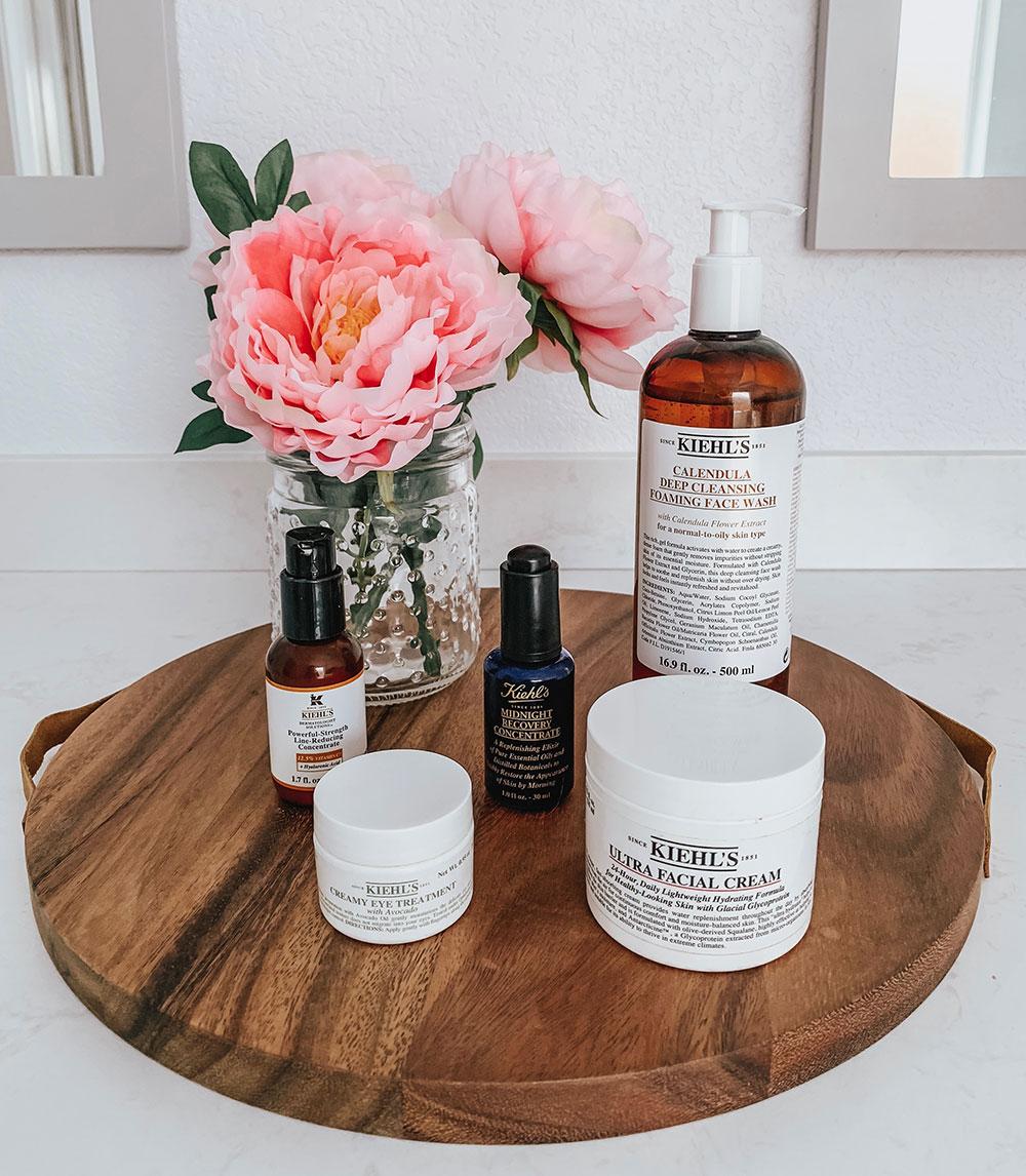 Kiehls Skincare Routine