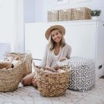 Playroom Organization & My Favorite Baskets