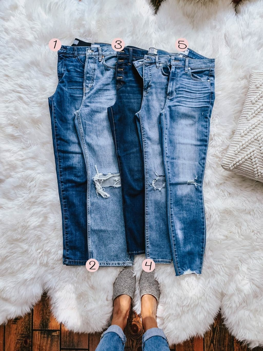 top 5 jeans