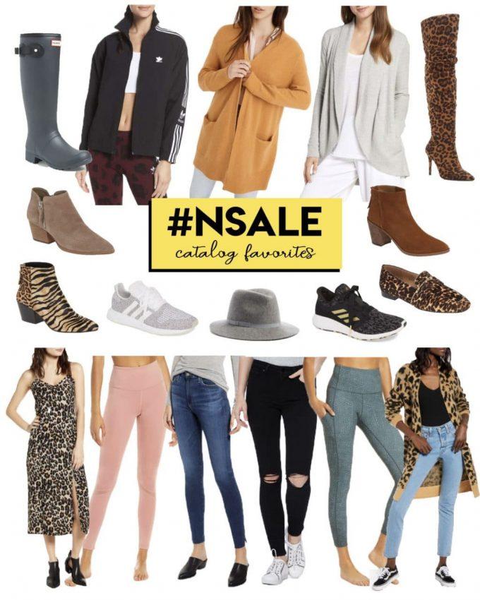 nsale catalog favs