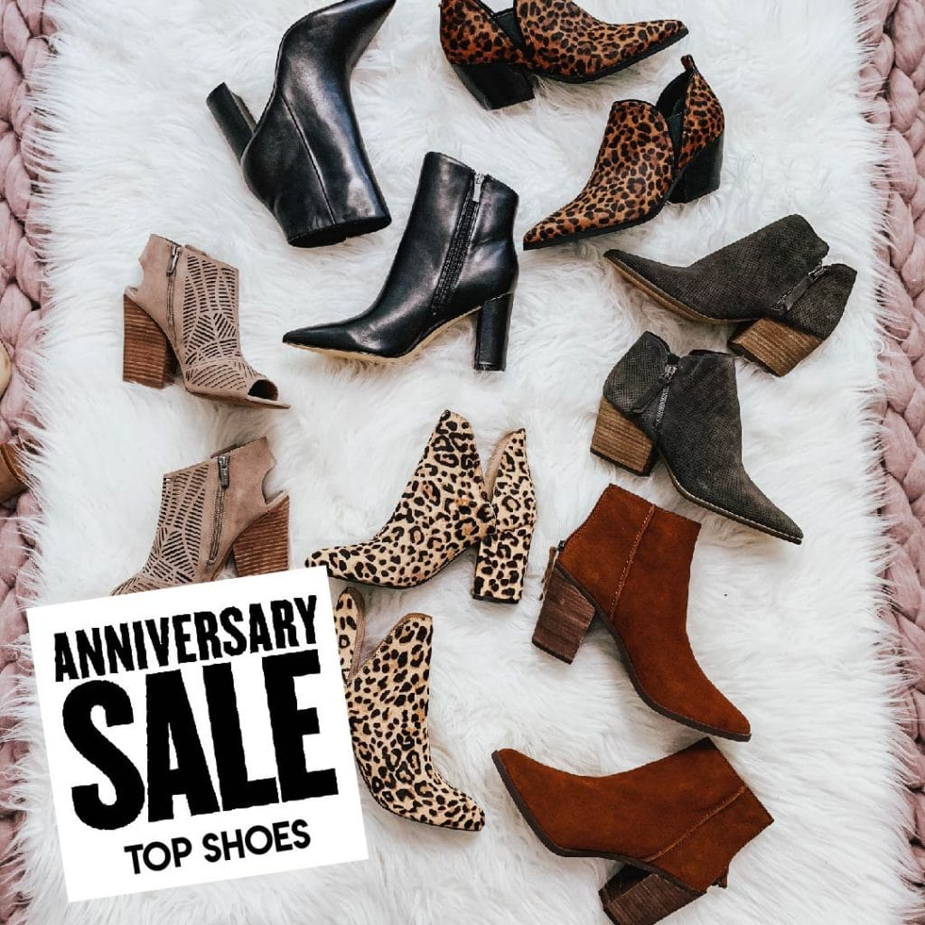 2019 Nordstrom Anniversary Sale   Top Shoes