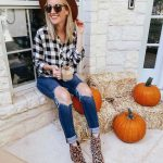 Fall Front Porch Decor from Walmart