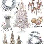 Walmart Glam Holiday Decor