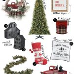 Walmart Traditional Farmhouse Holiday Decor
