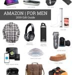 2019 Holiday Gift Guide: Amazon Men