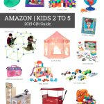 2019 Holiday Gift Guide: Amazon Kids Toys Ages 2-5