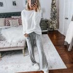 Target Cozy Holiday Loungewear Try On Haul
