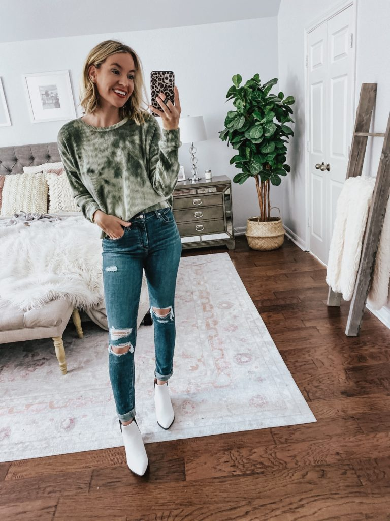 jcp curated look outfit 9