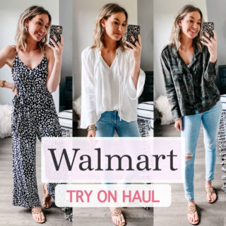 Walmart Try On Haul