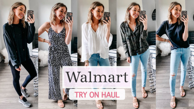 Walmart Try On Haul