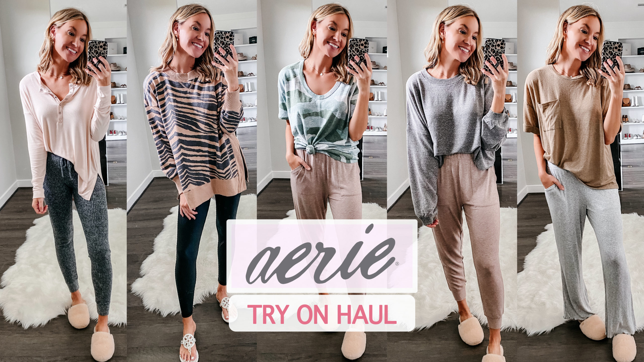Aerie Try On Haul