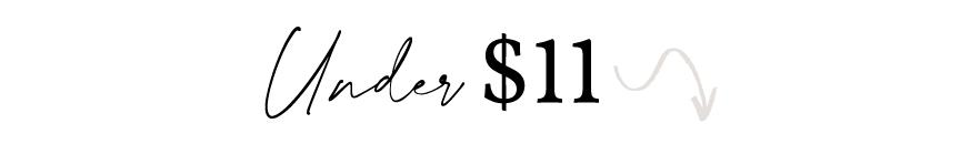 under-$11