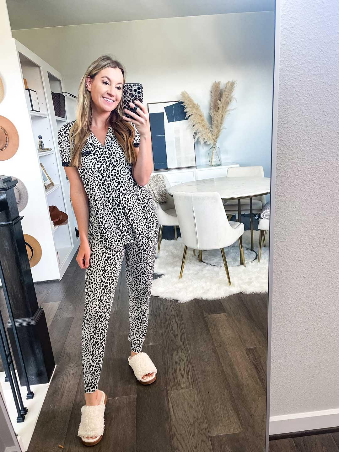 leopard pjs